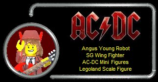 Menu Button - ACDC