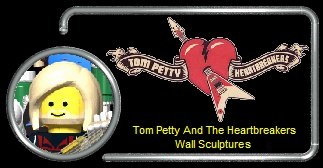 Menu Button - Tom Petty