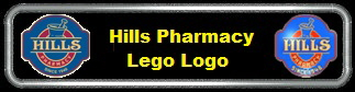 Small Menu Button - Hills Pharmacy Logo