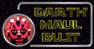 Darth Maul Menu Button