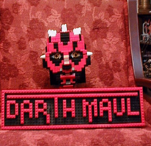 Darth Maul Sculpture