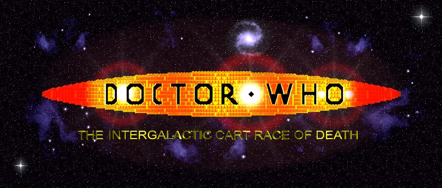 Doctor Who Cart Of Death Logo