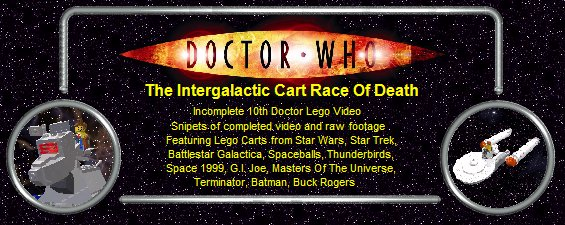 Space 1999 DW Cart Menu