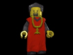 Magister/Master (With Robe)