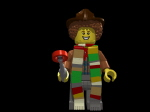 The Fourth Doctor With Sonic Screwdriver